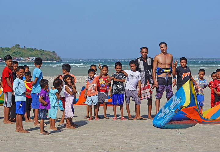 Kitesurf Indonesia – Basic language for kite travellers