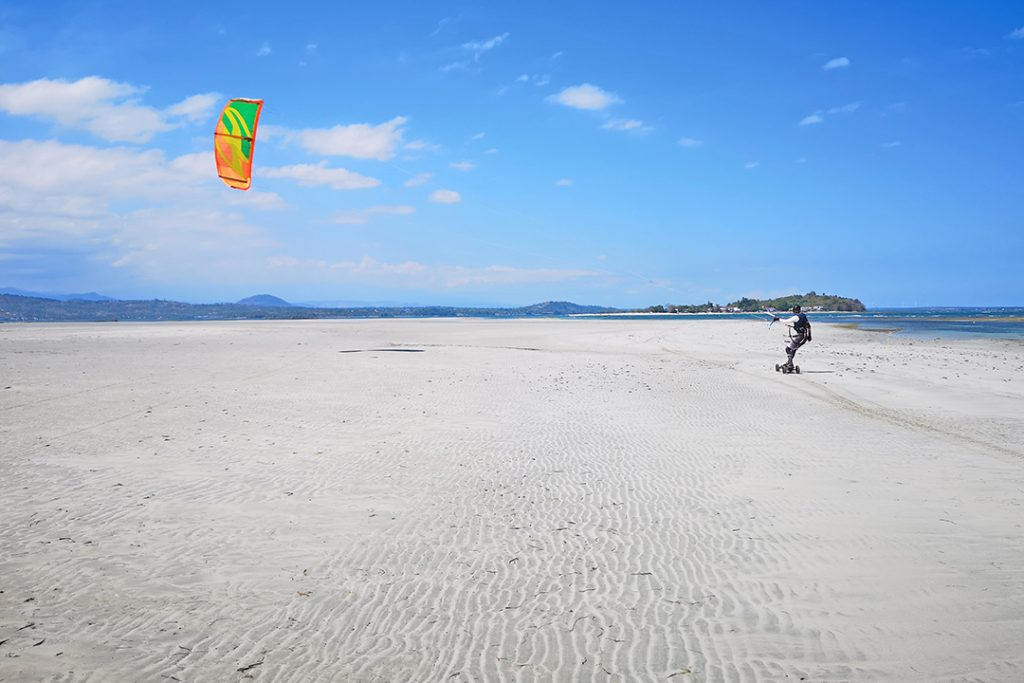 Sand kite indonesia